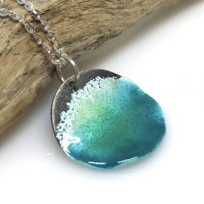 Ocean Necklace - Beach Necklace